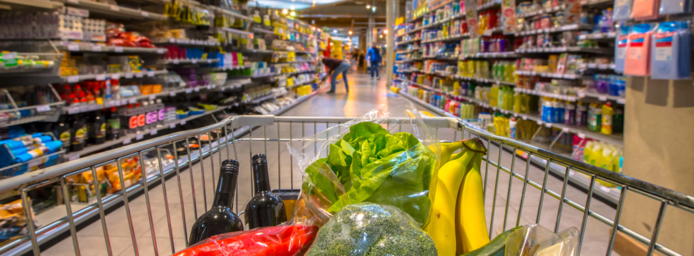 Lessen the anxiety of supermarket shopping with Flava
